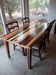 unique pieces of furniture. Pallets Choice Image Ways Turning Into Unique Pieces Furniture Dining Table Made Out Of U