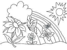 Coloring Pages For Toddlers Printable Free Colouring Printables