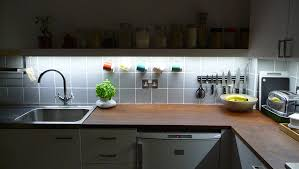 ... Lovable Kitchen Cabinet Lighting With Kitchen Under Cupboard Led Strip Lighting  Under Cupboard Led Strip ...