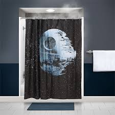star wars star shower curtain additional image to zoom