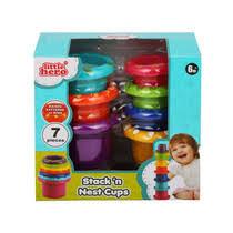 <b>Пирамидка Little Hero Веселые</b> чашки купить с доставкой по ...