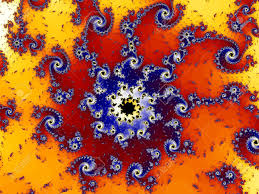 Mathematical Patterns Amazing An Abstract Mathematical Fractal Structure Resembling Natural