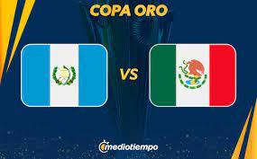 Guatemala vs México. Copa Oro 2021 ...
