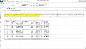 Large Size Of Amortization Calculator Excel Spreadsheet Cool