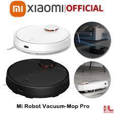 Mã ELMALL1TR giảm 5% đơn 3TR] Robot hút bụi Xiaomi Mi Vacuum Mop P Pro -  Hàng chính hãng - Bảo hành 12 tháng. - Máy hút bụi