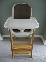 oxo tot sprout highchair taupe birch 1 of 4 see more