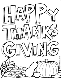 Beautiful Kindergarten Thanksgiving Coloring Pages 64 About ...