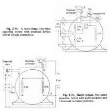 similiar motor wiring diagram keywords electric motors wiring a doerr 1 2hp motor for 120v t3 t4