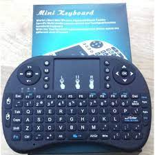 Chuột bay kiêm bàn phím không dây kết nối bluetooth - Chuột không dây cho ti  vi , máy tính thông minh - Phụ kiện Tivi
