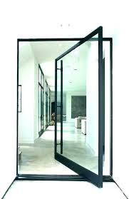 modern glass exterior doors modern frosted glass front door modern glass entry door modern front doors