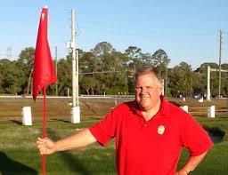 Racing In The Sunshine: Jon Johnson, Downs Golf Pro