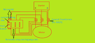 Overload Charts Motor Protection Ct Operated Thermal Over Load Relay Current Setting