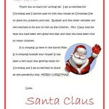 Santa Letter Jesus Archives Psybee Com Valid Santa Letter Template