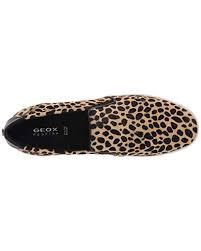 Oliberte Size Chart Geox Brown Modesty27 Fashion Sneaker Lyst