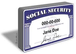 social security number ssn