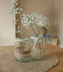 Glass Jar Table Decorations 100 Best Jam Jar Decorations Images On Pinterest Mason Jars 62