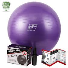 Free Exercise Ball Chart Buy 2000lbs Exercise Stability Ball By Ritfit Anti Burst