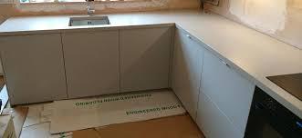 ikea countertop installation