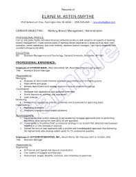 Resume Sample For Assistant Manager Examples Of Branch Assistant Manager Resume Perfect Resume Format 11