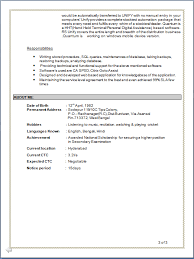 Appealing Ctc Full Form In Resume 60 About Remodel Easy Resume with Ctc  Full Form In Resume