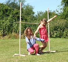 Wooden Limbo Game Wooden Limbo Game in a Bag NEW Stronger design with lower pegs 50