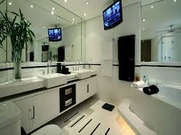 apartment bathroom ideas. Bathroom, Astonishing Apartment Bathroom Decorating Ideas Rental Makeover White And Wastafel Tv
