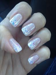 Best 25 Glitter fade nails ideas on Pinterest