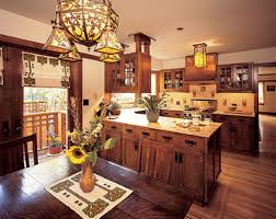 Arts And Crafts Kitchen Lighting Todays Arts Crafts Kitchens Design For The Arts