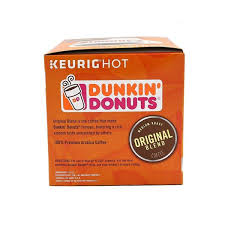 Get dunkin' coffee (0.37 oz) delivered to you within two hours via instacart. Dunkin Donuts Original Blend Medium Roast K Cup Pods Hy Vee Aisles Online Grocery Shopping