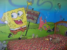 spongebob bedroom wallpaper for home design squarepants