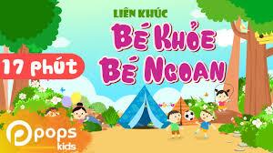Mầm Chồi Lá - Bé Khỏe Bé Ngoan | Nhạc Thiếu Nhi Hay Cho Bé - YouTube