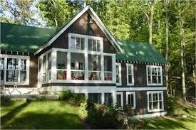 Vacation Home Plans U0026 Designs  Getaway House PlansVacation Home Designs