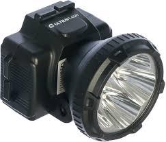 Налобный <b>аккумуляторный фонарь</b> Ultraflash LED5365220В ...