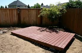 6 Steps To Build A Beautiful Backyard Deck Like A Pro  Loweu0027s CanadaBackyard Deck Images