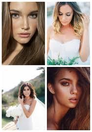 5 beach wedding makeup tips and 16