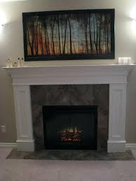 westmount compact infrared electric fireplace reviews