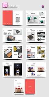 catalog template free clean product catalog stockindesign