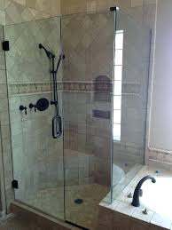 remove shower stall shower stall curb drain through glass door replacing shower stall door remove existing