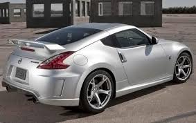 2009 Nissan 370Z - Information and photos - ZombieDrive