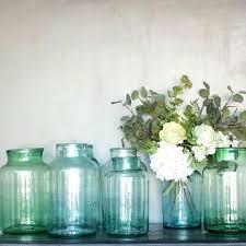 vintage glass vase markings
