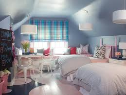 Plaid Bedroom Bedroom Teen Attic Bedroom Design With Red Plaid Brick Wall And