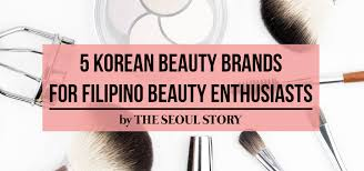 with the cur rise of korean pop culture in the philippines more and more filipinos are starting to get interested in korean beauty brands for what they
