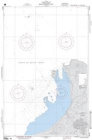 Nga Nautical Chart 26143 Bahia De Monte Cristi Dominican Republic