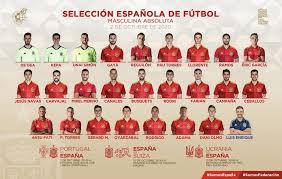Bem vindo ao site oficial do sporting clube portugal. Espanha Anuncia Convocados Para O Amistoso Contra Portugal E Os Proximos Jogos Da Liga Das Nacoes Futebol Espanhol Ge
