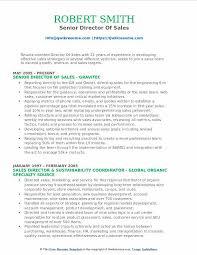 Director Of Sales Resume Samples QwikResume Classy Director Of Sales Resume