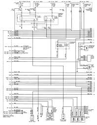 wiring diagrams taurus car club maintenance and engine control system image jmo ecs1 wd png