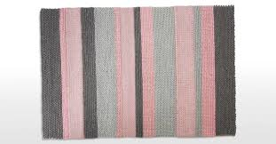 pink and grey rug uk
