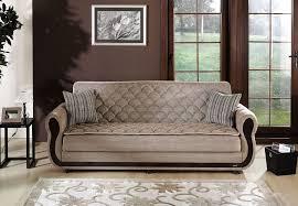 argos zilkade brown sofa bed argos