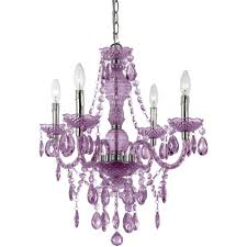 favorite pink plastic chandeliers for af lighting naples 4 light chrome mini chandelier with white plastic