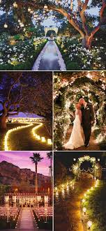 outdoor wedding lighting decoration ideas. 26 Creative Wedding Entrance Decor Ideas! Night Time Entrance! Outdoor Lighting Decoration Ideas I
